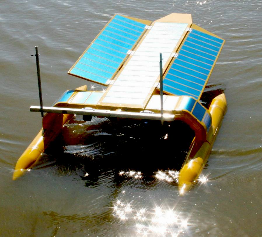 SeaVax ocean regenerating water filtration workboat