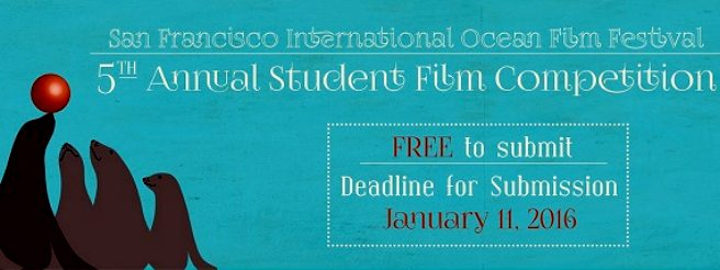 Student ocean film competition