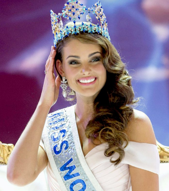 Miss World, Rolene Strauss