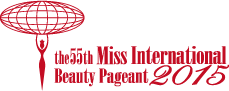 Miss International beauty pageant logo